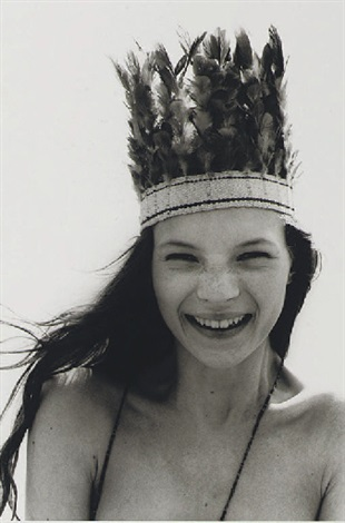kate moss by corinne day