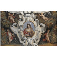 allegoria della pittura by agostino ciampelli