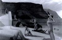 snorkeling by patrick webb