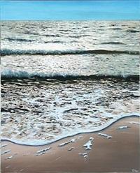 coastal landscape by ken zier