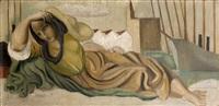 la dame des quais by roger bissière