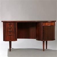 freestanding desk (model 54) by kai kristiansen