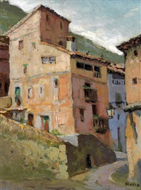 albarracín, teruel by eduardo acosta
