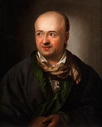 halbbildnis des salomon gessner (1730-1788) by anton graff