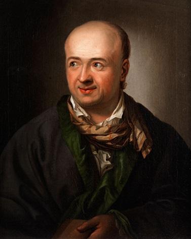 halbbildnis des salomon gessner 1730 1788 by anton graff