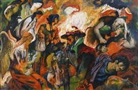 opus nr.1 by anatoly mikhailovich lobko