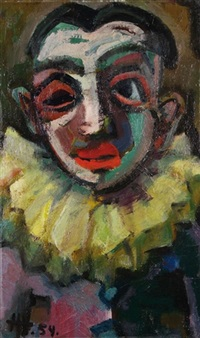 der kleine clown by herbert helmert