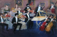 the orchestra by frank archer
