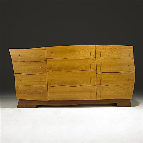 chest of drawers by lloyd schwan and lyn godley