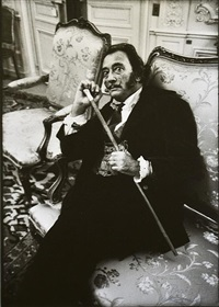 salvator dalí by vaclav chochola