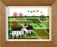 patchwork pastures by jane wooster scott