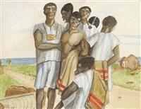 figuras africanas by antonio soares