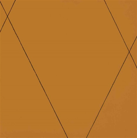 4 squares within a square 3 by robert mangold