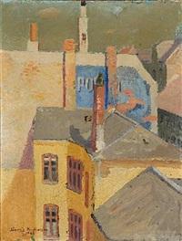 cityscape by joannis kristiansen