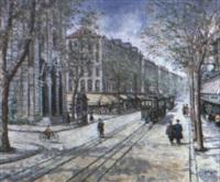 avenida de la victoria by jose fabian