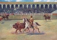 la corrida by vittorio cajani