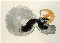 von riesen und göttern (bk w/28 works, 4to) by steffen volmer