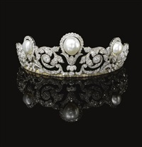 tiara by chaumet