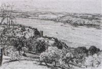 bodenseelandschaft by walter conz