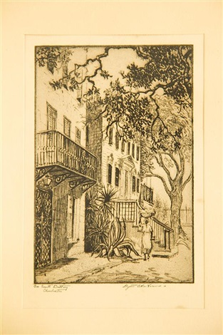 on south battery by elizabeth oneill verner