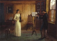 the violin lesson by david eagleson