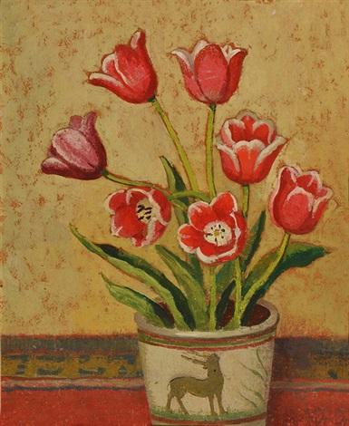 spring flowers by emma fordyce macrae