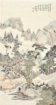 山水 by xia jingguan