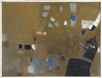 abstrakte komposition by oskar koller