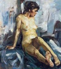 女人体 by lin jiabing