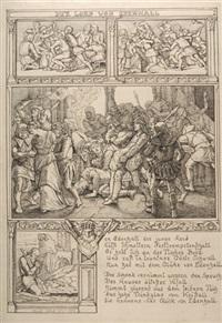 der lord von edenhall by alfred rethel