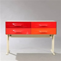 df 2000 chest of drawers by raymond fernand loewy