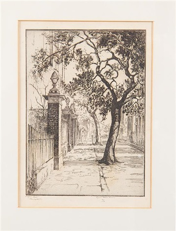 legare street charleston by elizabeth oneill verner