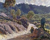 camino de la sierra (cazorla) by rufino martos