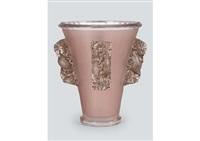 vase : saint-emilion by rené lalique