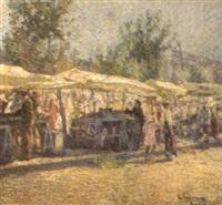 mercato by enrico della (lionne) leonessa
