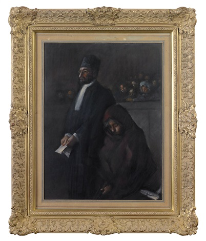 la plaidoirie by jean louis forain