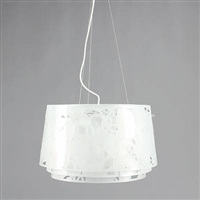 collage 600 pendant lamp by louise campbell