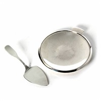 dish and a server (set of 2) by hans hansen (co.)
