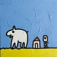 mary had a big dog (blue) by richard scott