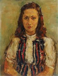 portrait of salzmann by miron sima