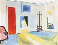interior by axel bentzen