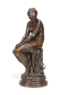 a lady by auguste joseph peiffer