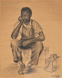 shoeshine boy by harry herman roseland