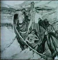 lebensschiff by bernhard hergarden