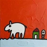 mary had a big dog (orange) by richard scott