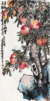 三千年之桃实 by lin shouyi