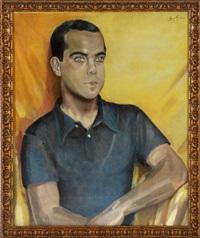 retrato de homem by júlio reis pereira