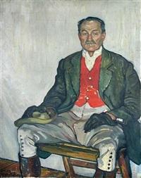 portrait of my father - a portrait of john walter spurrier esq. by steven spurrier