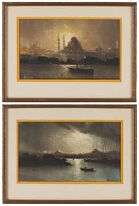 untitled (pair) by onnik der azarian