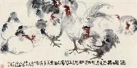 春暖图 by liu baoshen